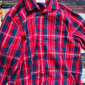 Original penguin classic fit button down